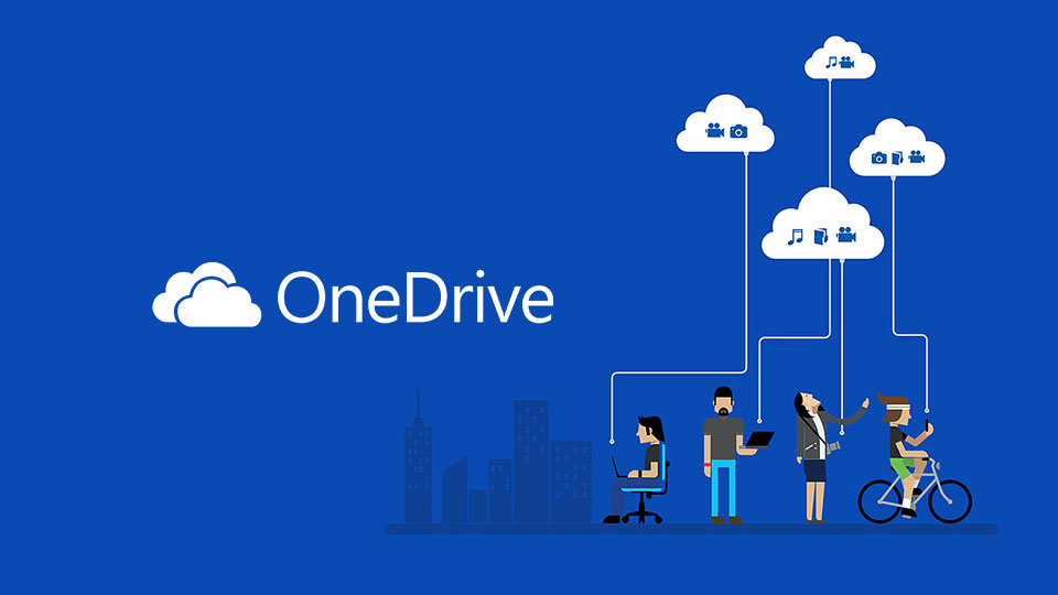 onedrive businesses