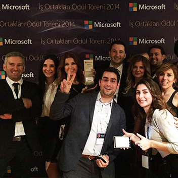 2014 Microsoft Partner Provided the Highest Customer Satisfaction