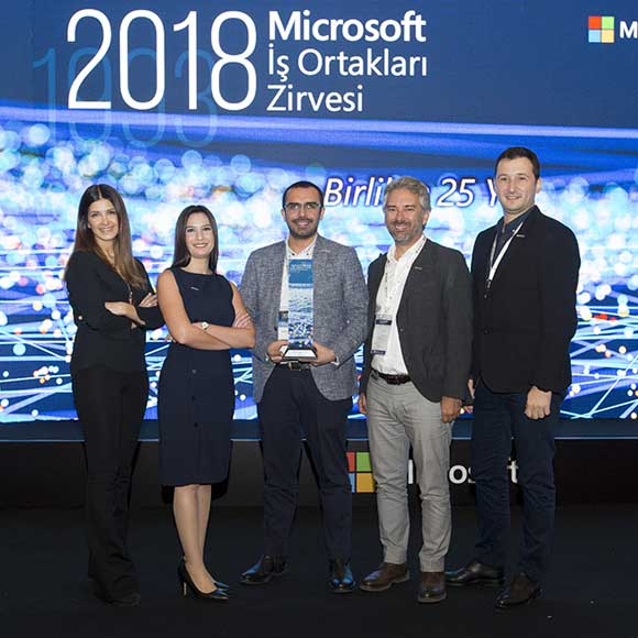 Microsoft MSP Partner of the Year